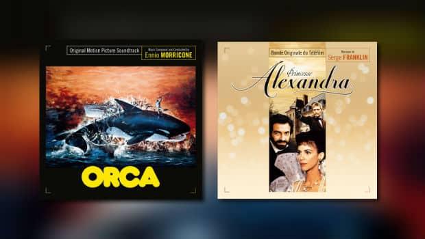 Music Box: Ennio Morricone & Serge Franklin