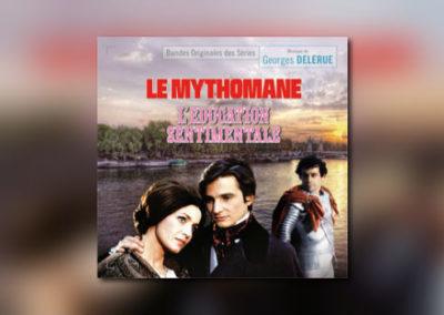 Music Box: Mehr TV-Musik von Georges Delerue