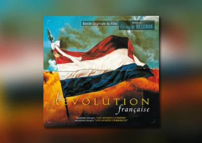 Music Box: Delerues La révolution française