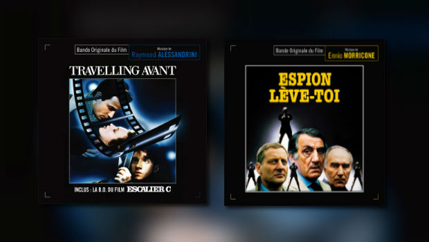 Neu von Music Box: Ennio Morricone & Raymond Alessandrini