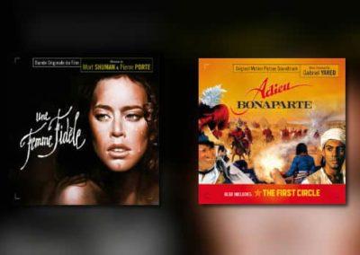 2 neue CDs von Music Box Records