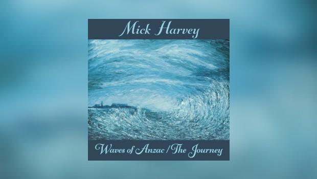 Neuer Score von Mick Harvey bei Mute Records