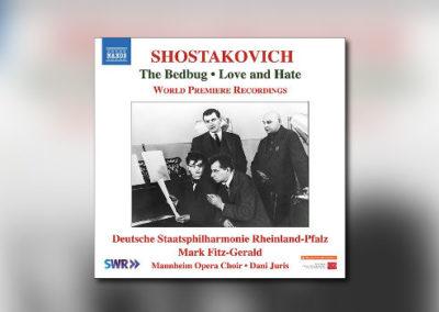 Neue Schostakowitsch-CD von Naxos