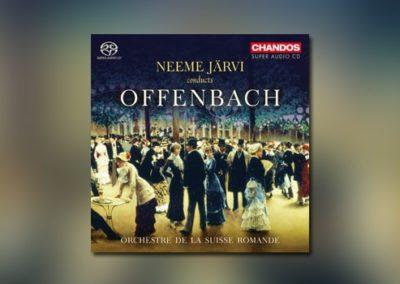 Neeme Järvi Conducts Offenbach