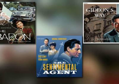 Drei neue CDs von Network