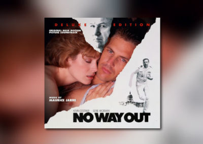 Notefornote Music: Maurice Jarres No Way Out als Deluxe Edition