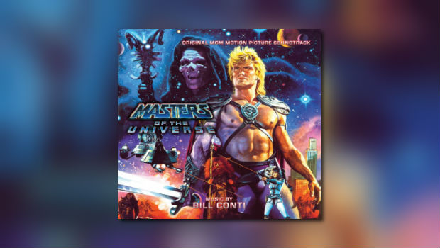 Bill Contis Masters of the Universe als Re-Issue