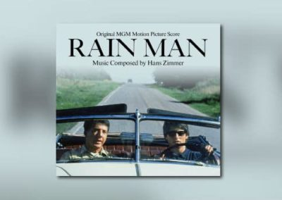 Hans Zimmers Rain Man als Neuauflage