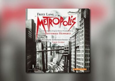 Pan Classics: Metropolis als Doppelalbum