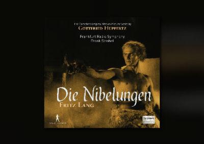 Die Nibelungen auf 4 CDs