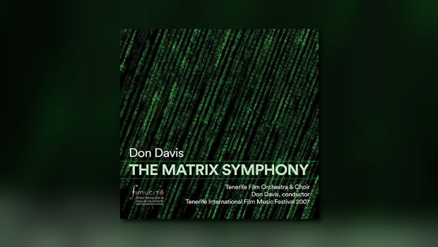 Neu von Perseverance: The Matrix Symphony