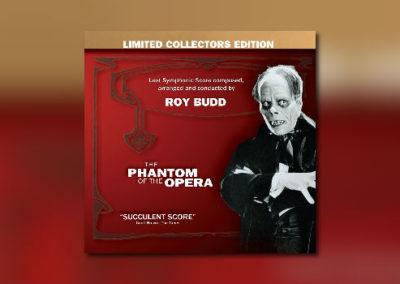 Roy Budds The Phantom of the Opera auf CD