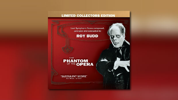 Roy Budds The Phantom of the Opera auf CD