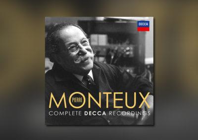 Der Klassik-Tipp: Pierre Monteux – Complete Decca Recordings