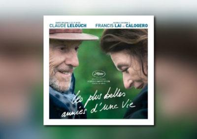 Francis Lais letzte Filmmusik von Polydor