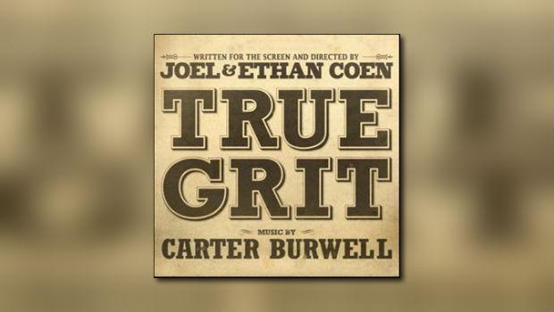 Carter Burwells True Grit auf CD