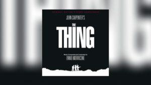 Ennio Morricones The Thing von Quartet Records