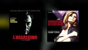 Neu von Quartet: Piero Piccioni & Gianni Ferrio