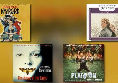 Neu von Quartet: Rota, Lai, Shore, Delerue