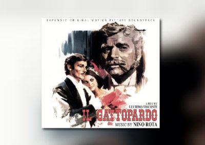 Quartet: Nino Rotas Il gattopardo auf 2 CDs