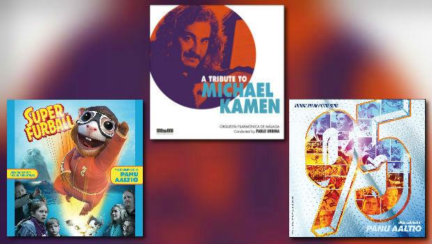 Neu von Quartet: Michael Kamen & Panu Aaltio