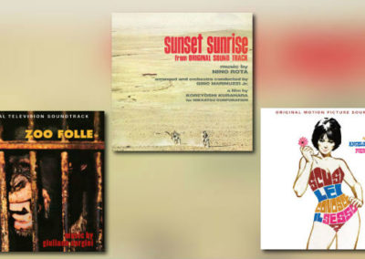 Neu von Quartet: Rota, Sorgini, Lavagnino & Umiliani