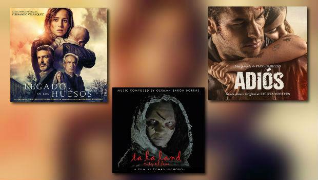 Spanische Filmscores von Quartet Records