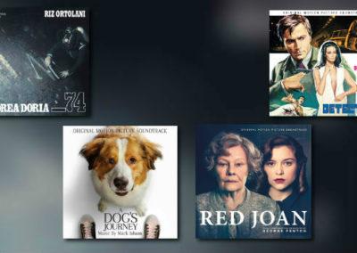 Neu von Quartet: Ortolani, Bongusto, Isham & Fenton