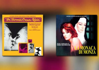 Quartet: Michel Legrand & Ennio Morricone