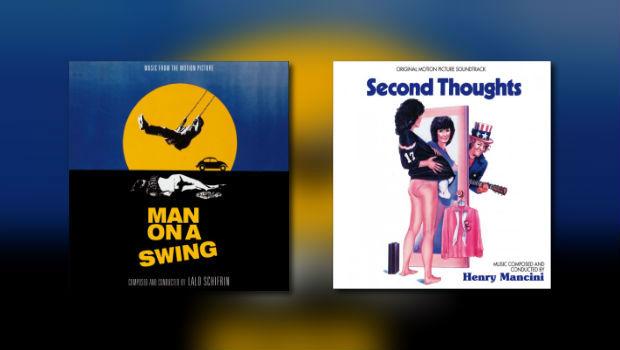 Neu von Quartet: Henry Mancini & Lalo Schifrin