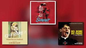 Quartet: Bacalov, Nascimbene & Piovani