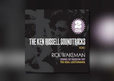 Wakeman-Doppelalbum von RRAW