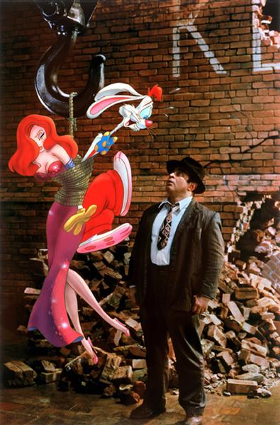 Roger Rabbit Blu-ray (2)