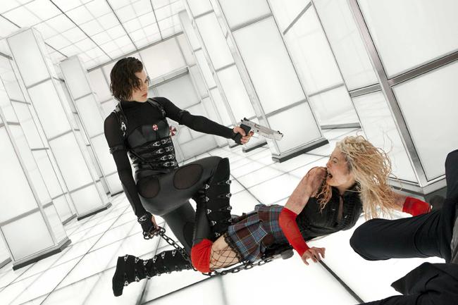 Resident Evil - Retrubution (Szene 2)