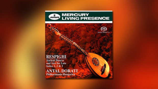 Respighi: Ancient Dances and Airs for Lute