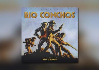 Kritzerland: Goldsmiths Rio Conchos als Wiederveröffentlichung
