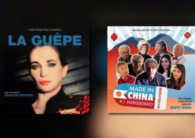 Zwei weitere CDs von Rosetta Records