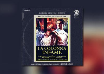 Neu von Rosetta Records: Giorgio Gaslinis La colonna infame