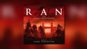 Silva: Toru Takemitsus Ran als Wiederveröffentlichung