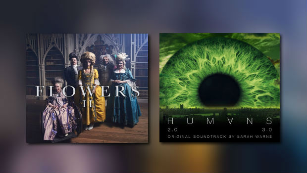 Silva Screen: 2 neue Alben mit TV-Musik