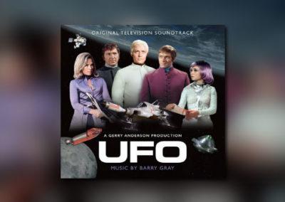 Neu von Silva: UFO (Barry Gray)