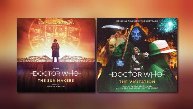 Weitere Doctor-Who-Scores von Silva Screen