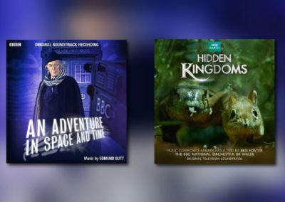 Zwei neue Alben von Silva Screen