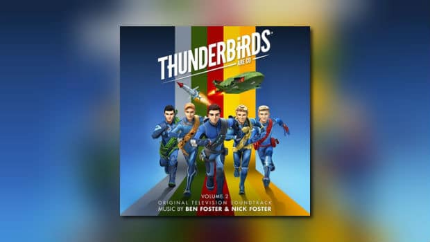 Thunderbirds Are Go! Vol. 2