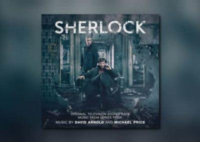 Neues Sherlock-Album von Silva Screen