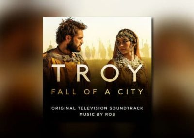 Troy: Fall of a City