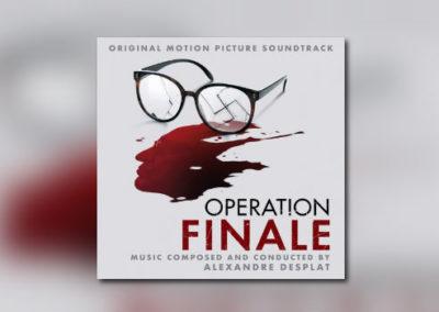 Alexandre Desplats Operation Finale bei Sony Classical