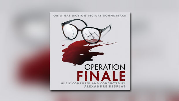 Alexandre Desplats Operation Finale bei Sony Classical