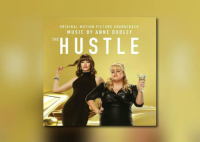 Anne Dudleys The Hustle von Sony Classical