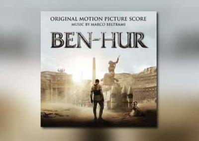 Sony Classical: Marco Beltramis Ben-Hur